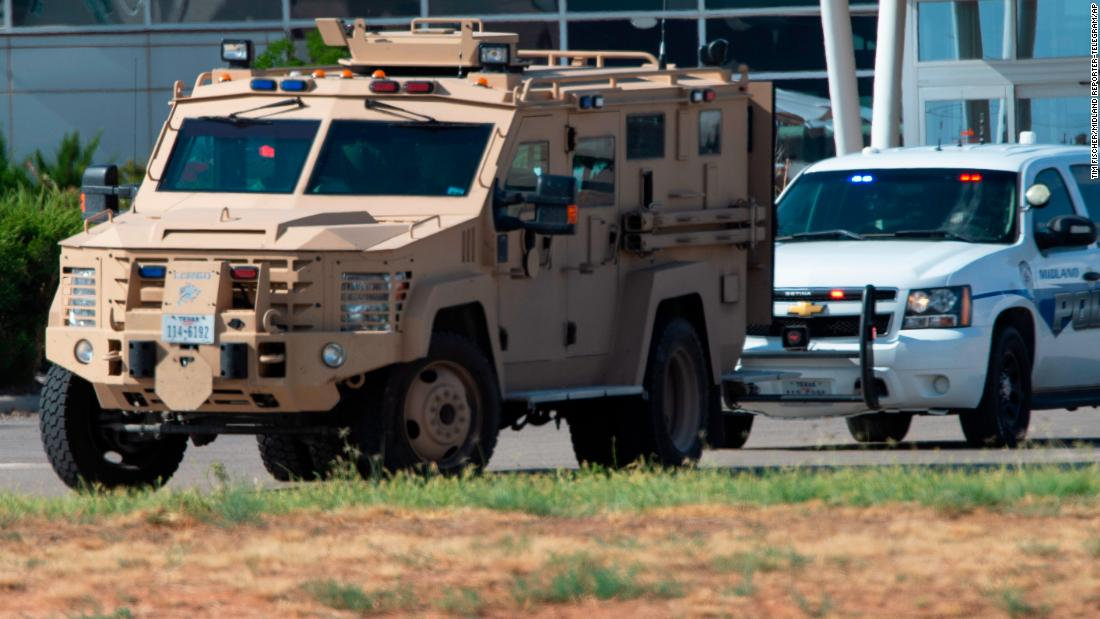 FBI: West Texas gunman was 'on a long spiral going down'