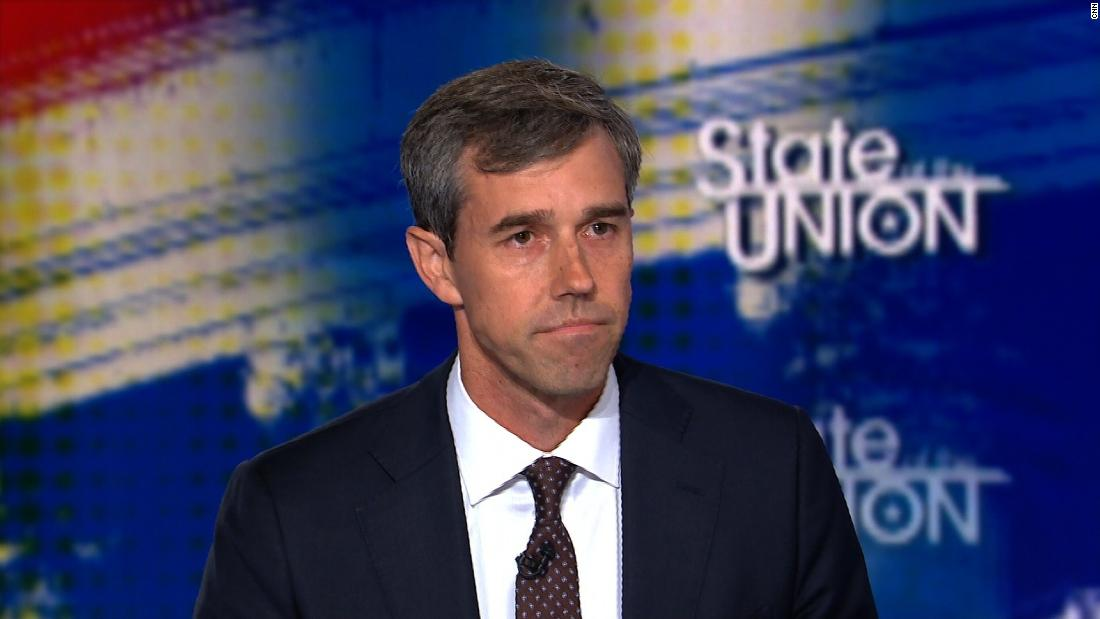 Beto O'Rourke: This is f***ed up