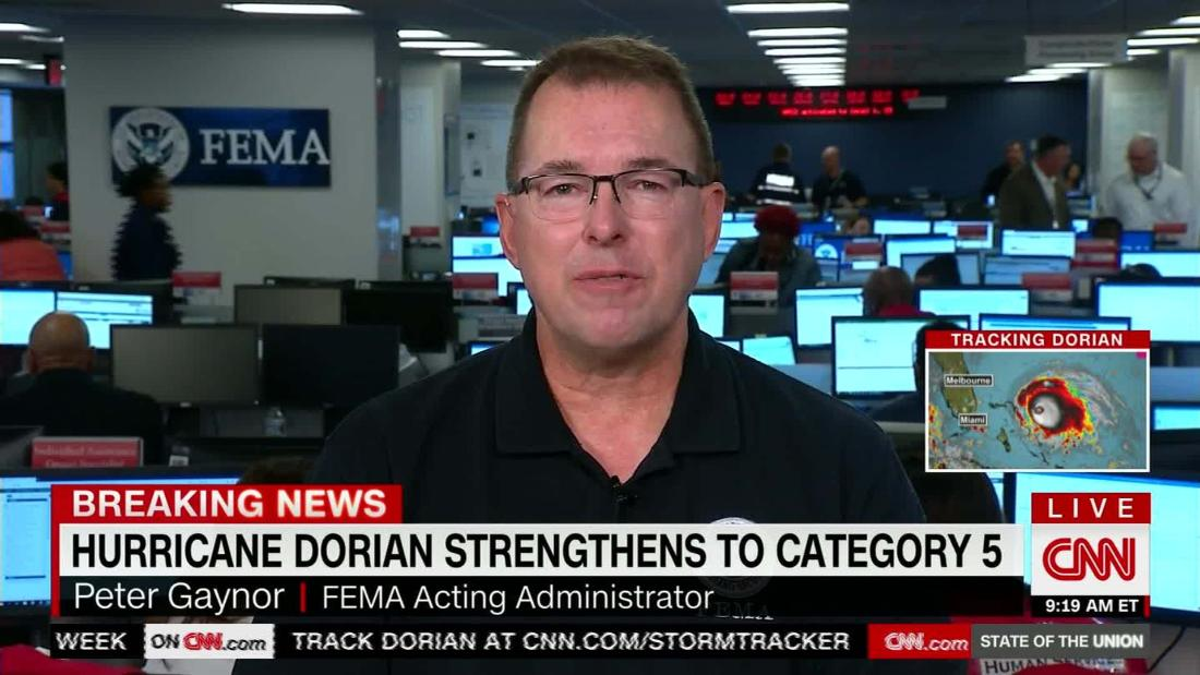 White House to withdraw Trump's nominee to head FEMA