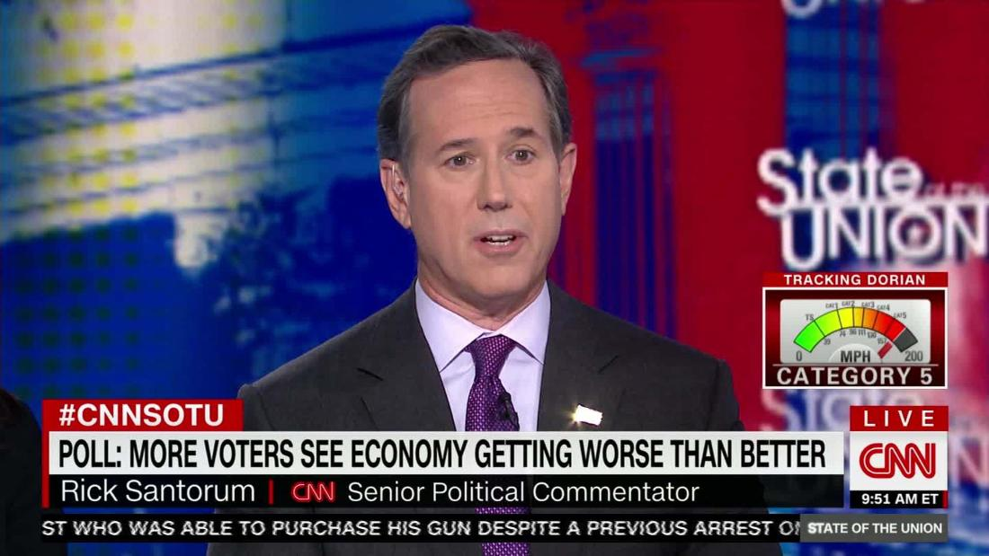 Santorum: China trade war is a 'calculated risk'