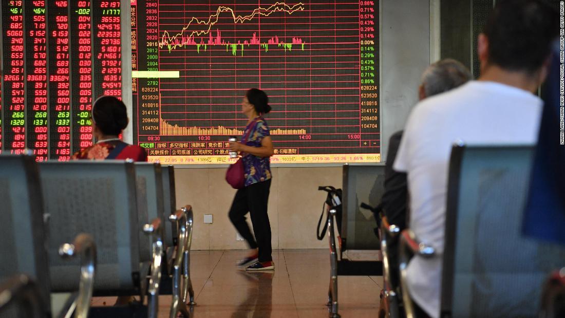 Asian markets mixed as US-China tariffs take effect