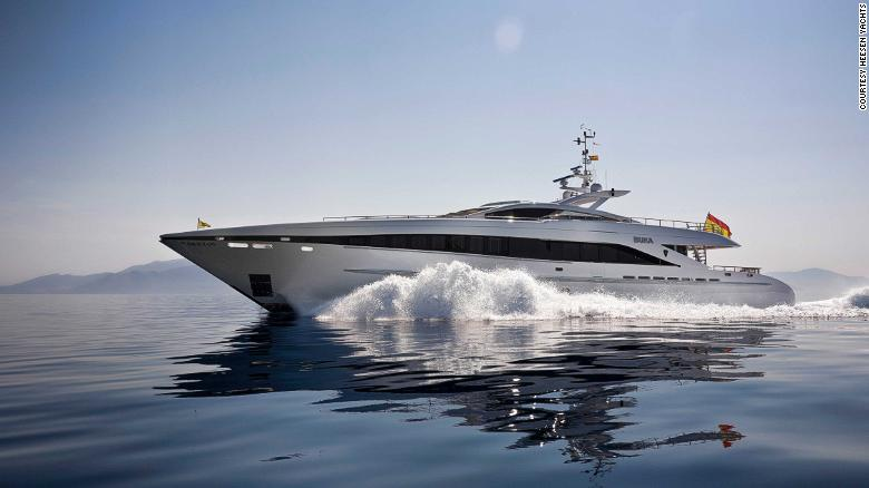 What it's like to own a superyacht