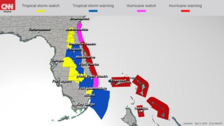 Hurricane Dorian: Storm kills 5 people in Abaco Islands ... on bahama bay resort map, map of key west fl, bahama map showing the s, bahama s florida map,