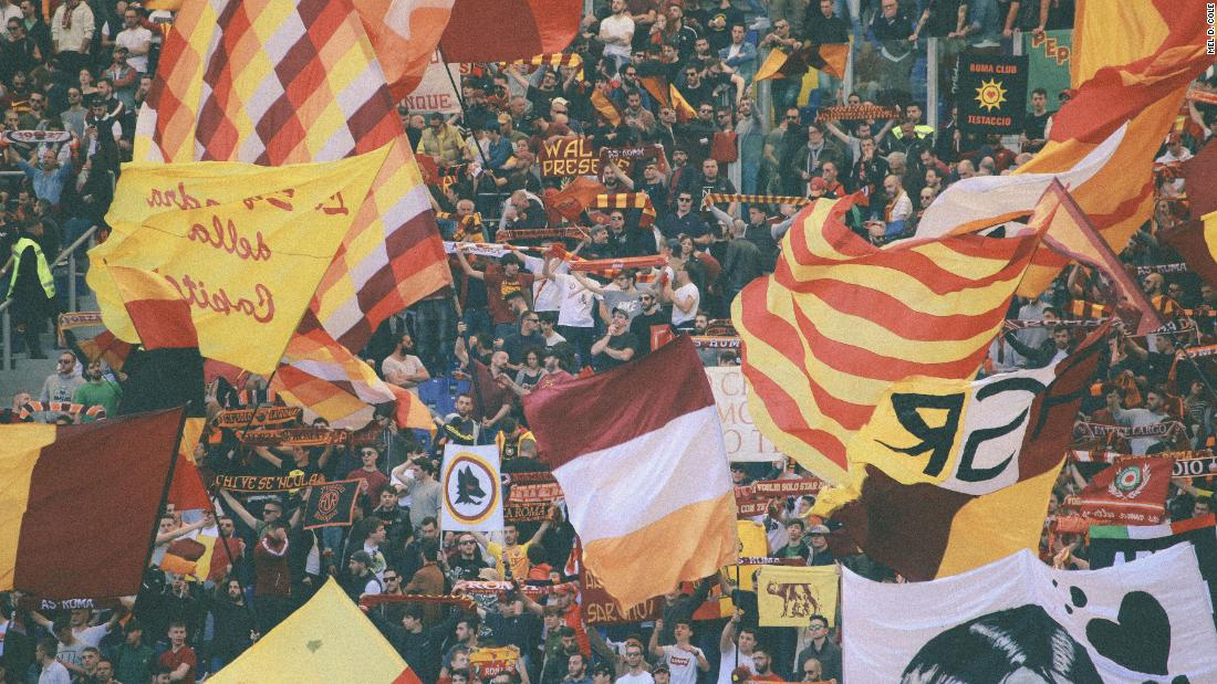 Accomplished hip-hop photographer Mel D. Cole was invited to take pictures of AS Roma's match against Napoli. In doing so, the American hoped to better represent black culture within the game.