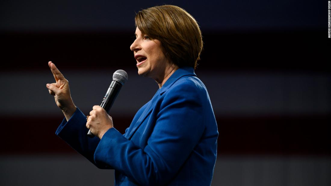 Teen sentenced to life on Klobuchar's watch claims she 'never took the time to look into this case'