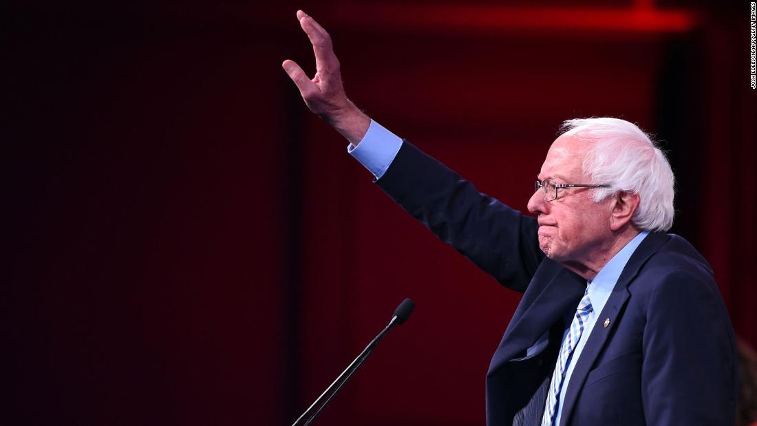 Bernie Sanders is the Iowa favorite one week before the caucuses