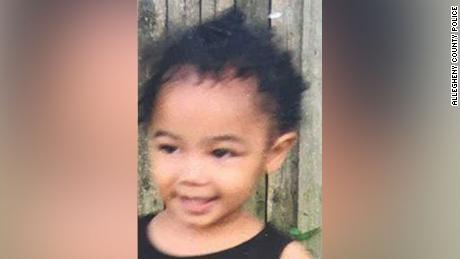 "Nalani Johnson, 2, is missing after a woman told investigators that Nalani's father that  ""sold"" the child to an individual for $10,000 and asked her to complete the drop-off."