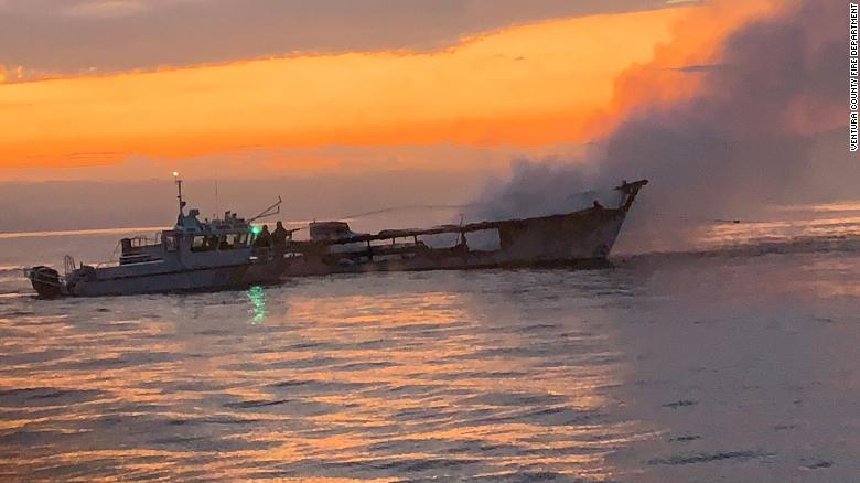 Cause of California diving boat fire remains unknown