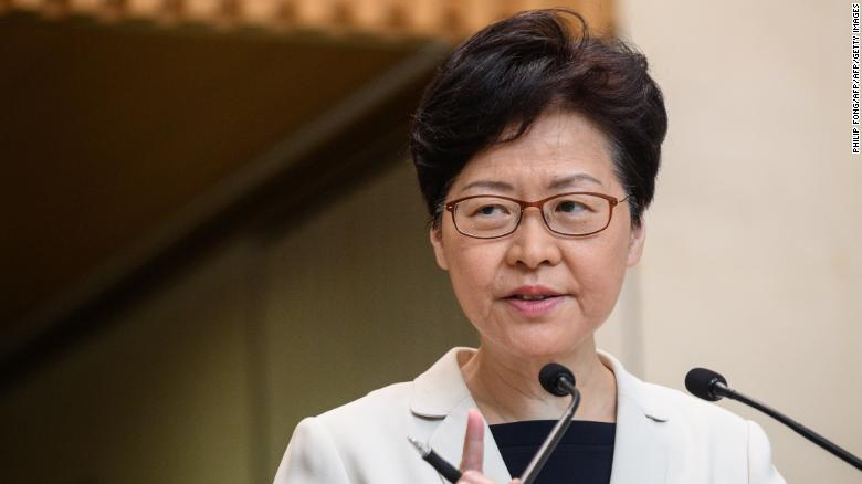 Hong Kong withdraws controversial extradition bill