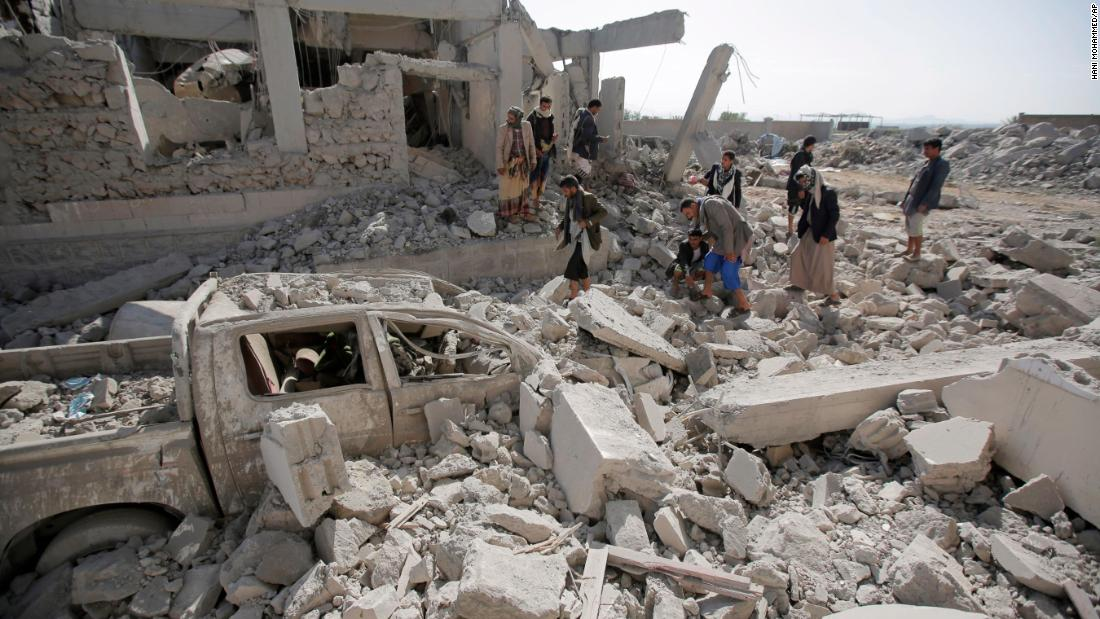 US, UK, France and Iran may be complicit in Yemen war crimes, UN says