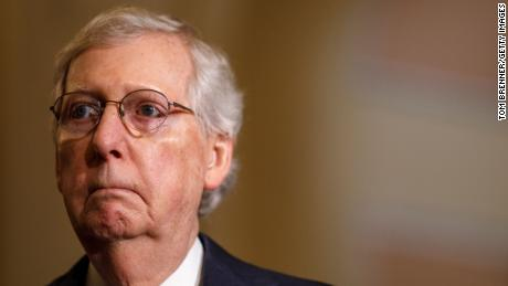McConnell introduces resolution opposing US withdrawal from Syria