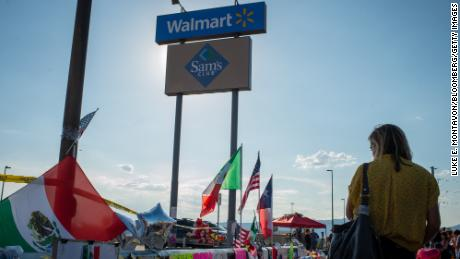 Walmart terminates all handgun ammunition sales and asks customers not to carry weapons into stores