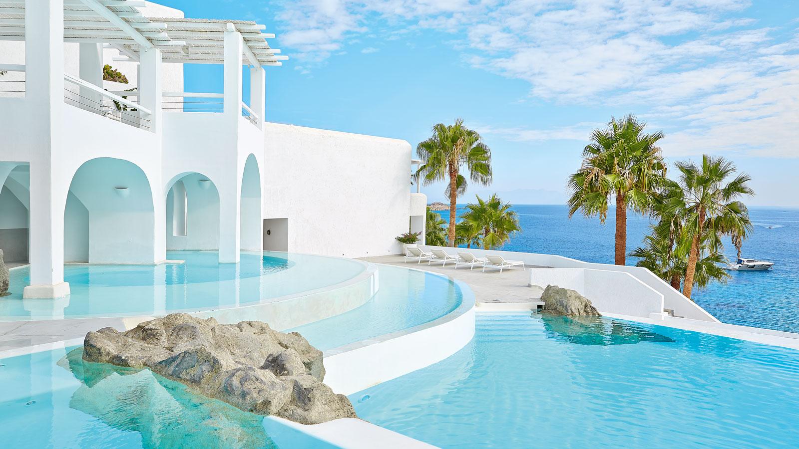 10 of the best luxury seaside hotels in Greece | CNN Travel