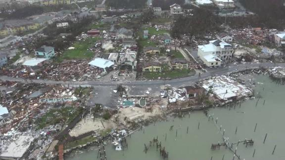 Countless Bahamians lost their homes after Dorian battered the islands for days.