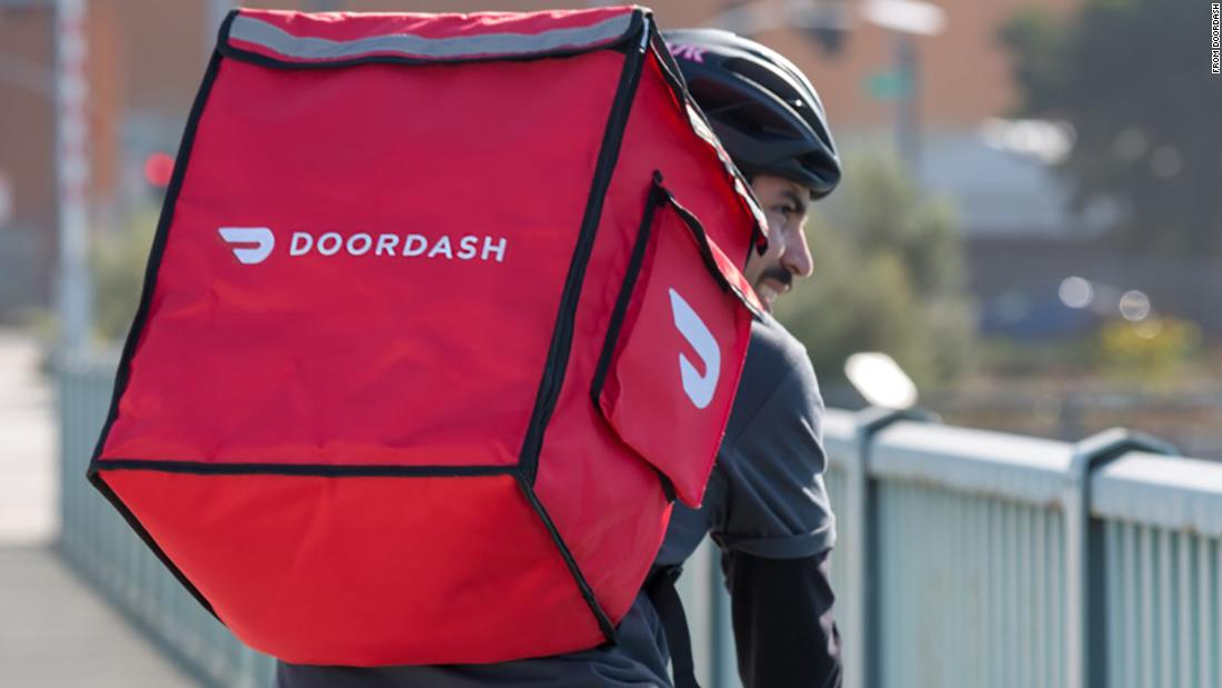DoorDash food delivery is coming to Australia - CNN