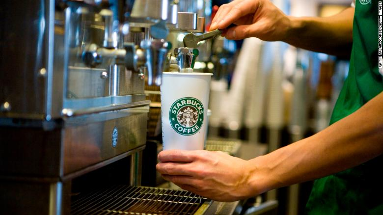 Starbucks wants to improve mental health benefits for employees.