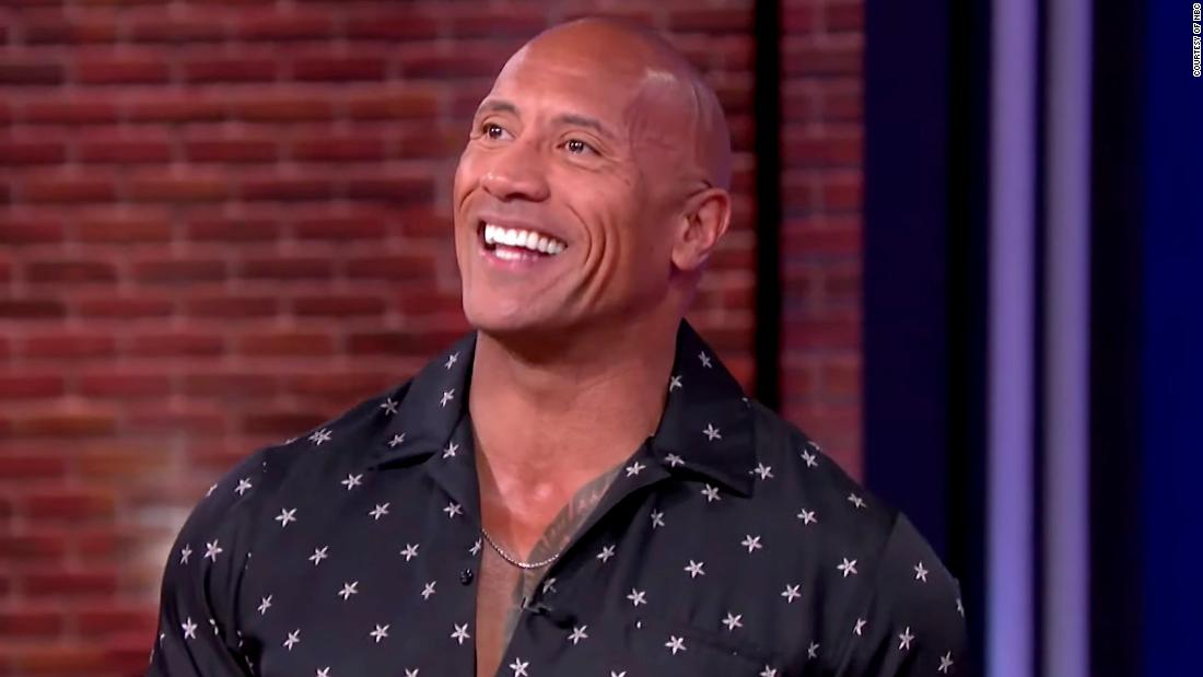 Dwayne Johnson Steps in for Ailing Friend Kevin Hart as 'Kelly Clarkson Show' Guest
