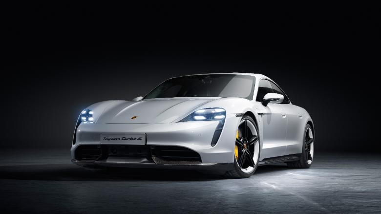 See Porsche's first ever electric car