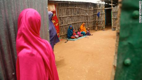 In Kenya, there are nearly 500,000 registered refugees and asylum seekers in camps such as Dadaab, once the largest in the world.