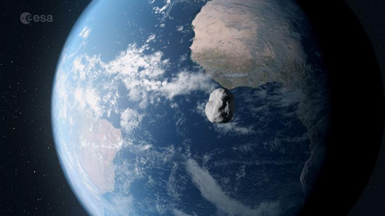 US and Europe team up to protect Earth from asteroids