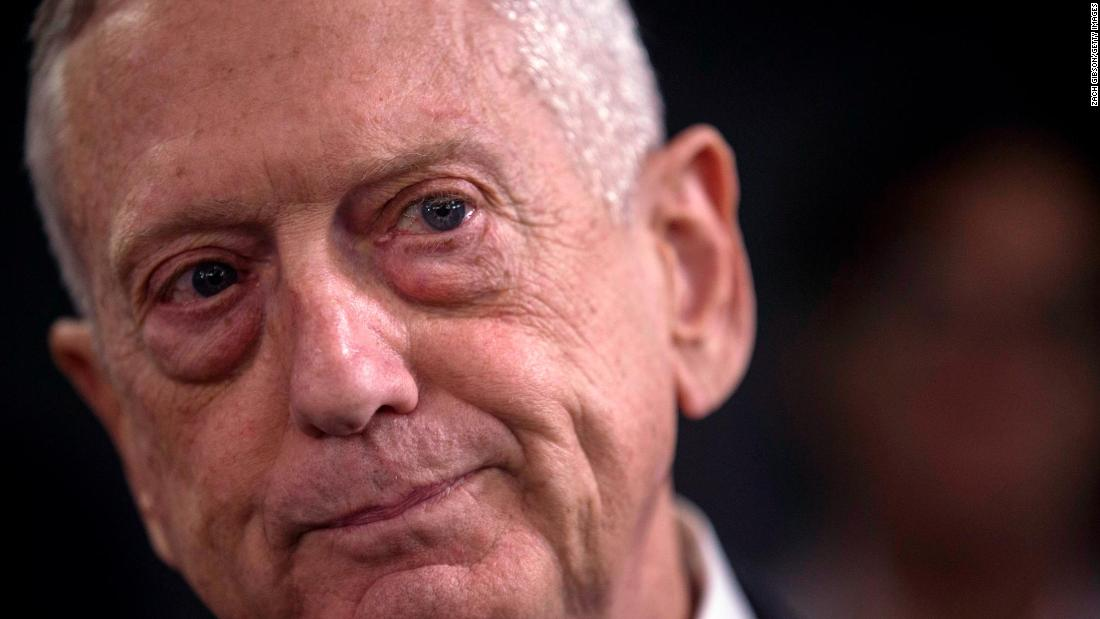 Mattis had problems with Trump -- and with Obama, Biden and Bush