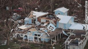 Bahamas resident: You can smell the death in the air