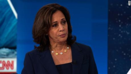 Harris on Trump: Lead or get out of the way