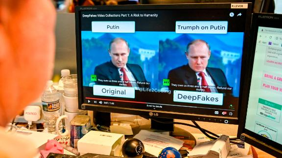 Facebook is commissioning its own deepfake videos as part of a competition it