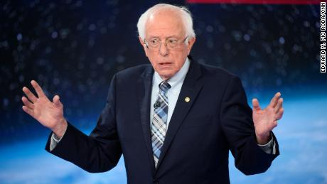 Sanders: Trump's stance on climate change is idiotic