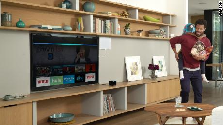 Amazon expands Fire TV family with new Fire TV Cube and 2-in-1 soundbar