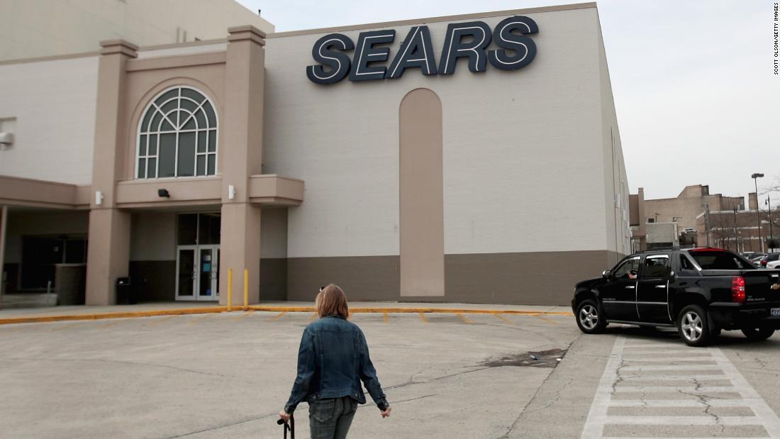 Sears Survival Is In Doubt Cnn