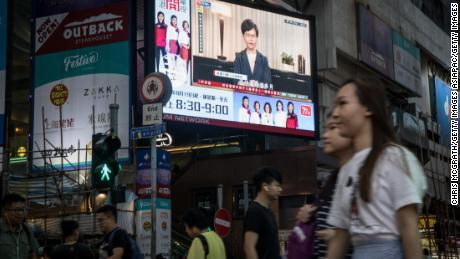 Hong Kong government's attempt to outflank protesters is doomed to fail