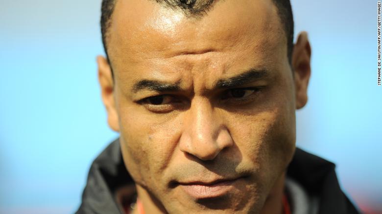 Former Brazil defender Cafu in 2010.