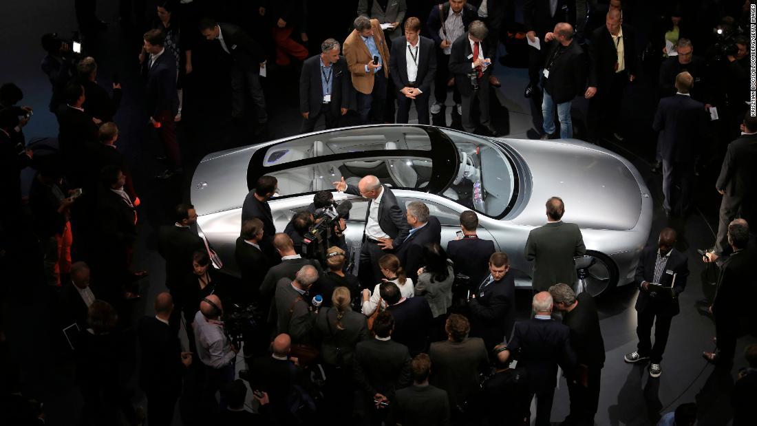 Ist der Lamborghini hybrid-Supersportwagen für die nächste Welle in der Elektro-Auto-Technologie?