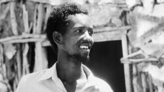 Ali Maow Maalin, of Merka, Somalia, had the world's last recorded case of endemic smallpox.