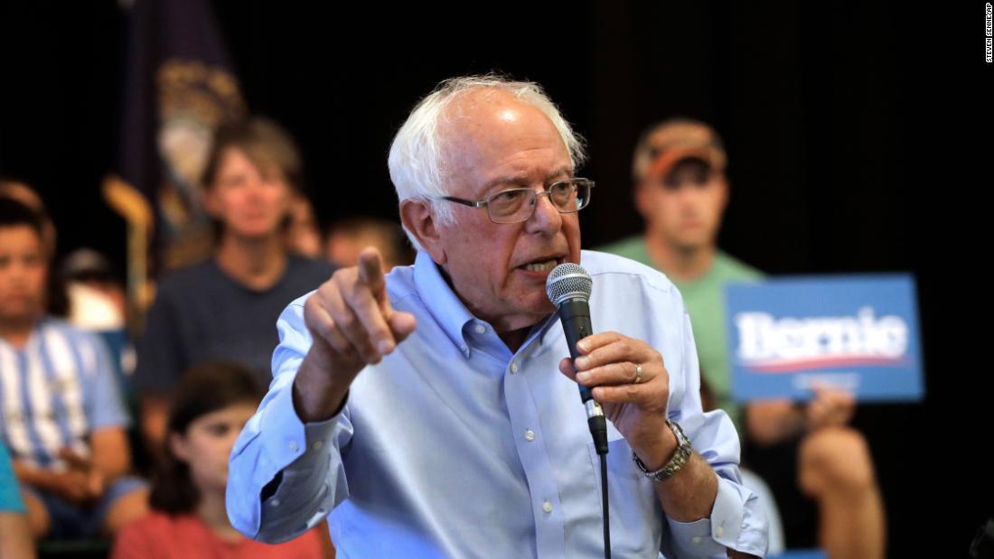 Analysis: Democratic cattle call ignites New Hampshire primary