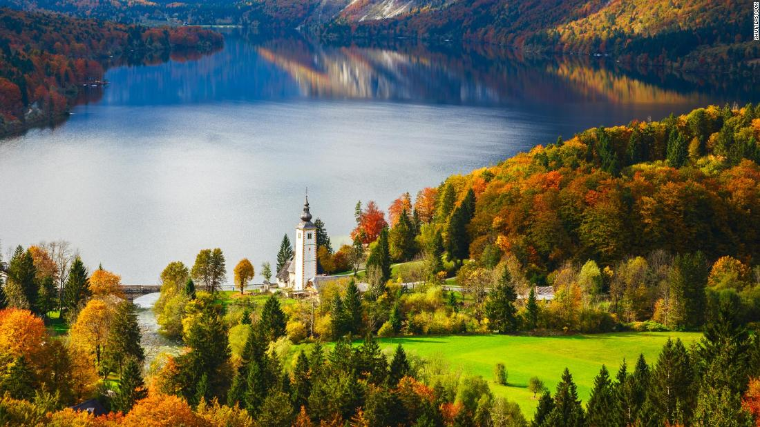 Europe's most beautiful places