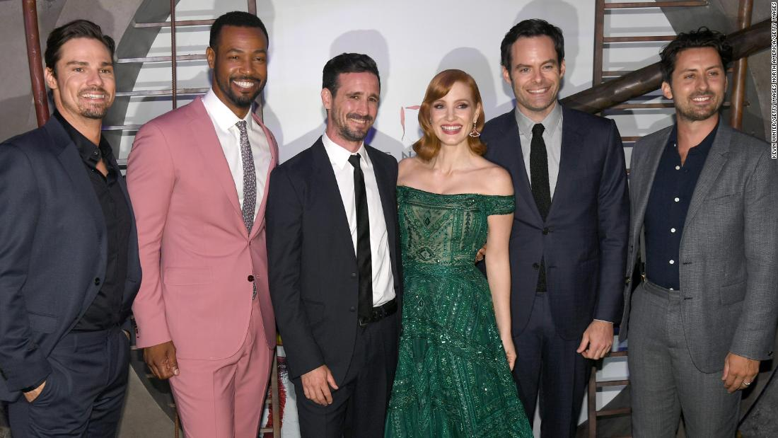 How 'It Chapter Two's' adult losers club captured the spirit of the kids
