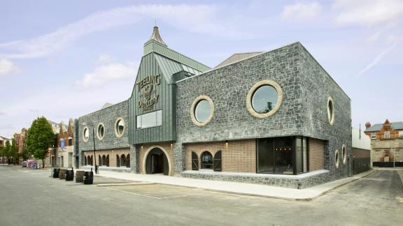 Teeling Whiskey Company opened a distillery in the heart of the historic distilling district of Dublin.