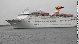 A cruise line is offering free evacuations to those on Grand Bahama Island