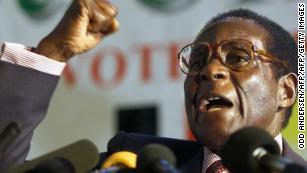Robert Mugabe, Zimbabwe's longtime leader, is dead