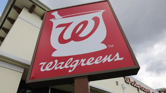 MIAMI, FLORIDA - APRIL 02: A Walgreens store is seen on April 02, 2019 in Miami, Florida. Walgreens Boots Alliance Inc. reported a fiscal second-quarter earnings that missed expectations and has slashed its full-year outlook in a reaction to the companies report its shares plummeted 12% on Tuesday.(Photo by Joe Raedle/Getty Images)