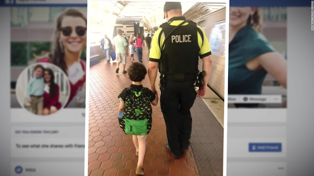 Friendship formed on public transit goes viral