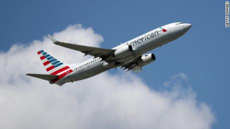 An American Airlines flight was forced to land on Friday, September 20, 2019, when a passenger became disruptive.