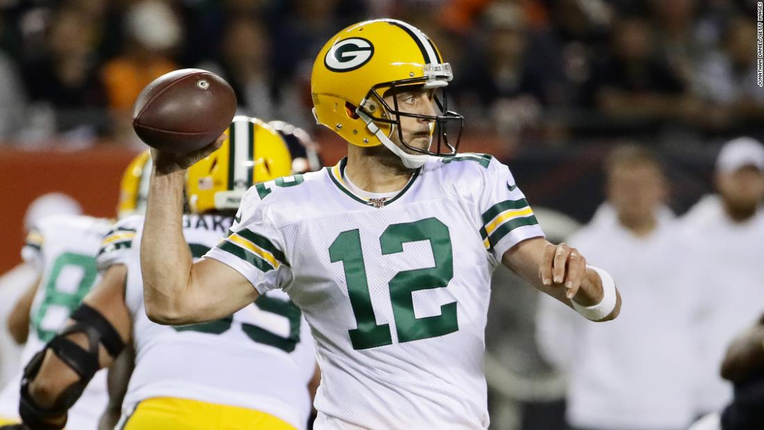 NFL Sunday: Bears-Packers take on 200th game and more - CNN
