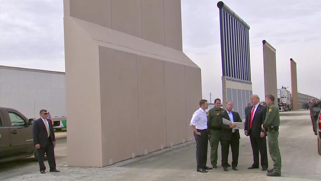 Pentagon halts plans to build extra 20 miles of border wall, citing insufficient funds