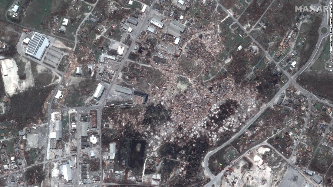 Satellite images show the devastation Hurricane Dorian ... on map fla bahamas, map of cancun, map of montego bay jamaica, map of barbados, map of delhi india, map of freeport texas, map of buenos aires argentina, map of rio de janeiro brazil, map of barcelona spain, grand lucayan bahamas, map of curacao, map of freeport maine, map of madrid spain, nassau bahamas, map of nassau and freeport, map long island bahamas, map of managua nicaragua, map of san salvador el salvador, map of fort de france martinique, map of freeport trinidad,