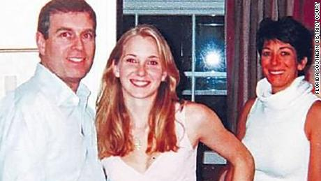 Prince Andrew Accuser Virginia Giuffre Says He Was Raining Sweat