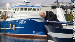 Boris Johnson's Brexit options