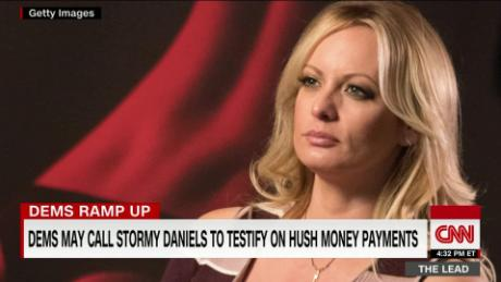 Dems may call Stormy Daniels to testify, is that smart?